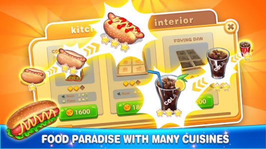 اسکرین شات بازی Happy Cooking: Chef Fever 5
