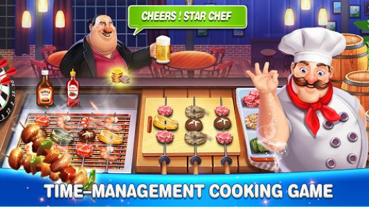 اسکرین شات بازی Happy Cooking: Chef Fever 3