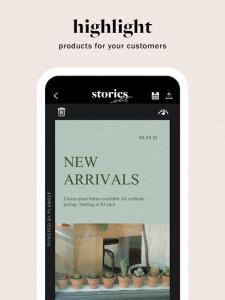 اسکرین شات برنامه StoriesEdit: Instagram Story Templates and Layouts 4