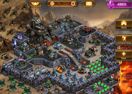 اسکرین شات بازی Total Domination - Reborn 3