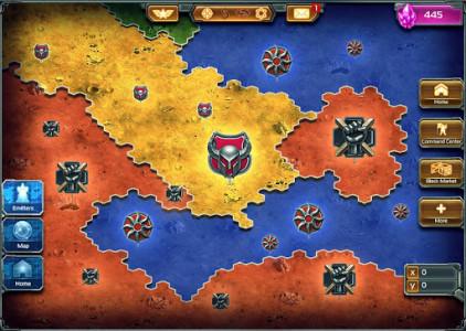 اسکرین شات بازی Total Domination - Reborn 5