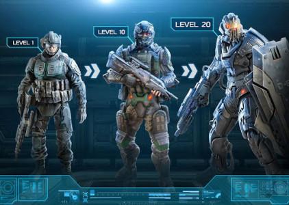 اسکرین شات بازی Total Domination - Reborn 4