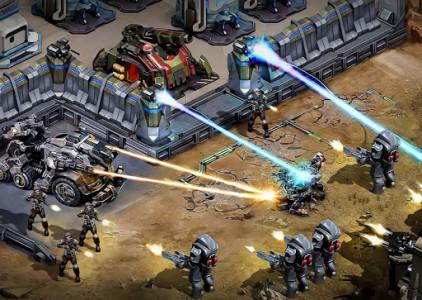 اسکرین شات بازی Total Domination - Reborn 2