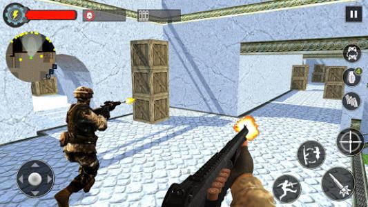 اسکرین شات بازی Mission Counter Fury - Critical Strike CS FPS 2