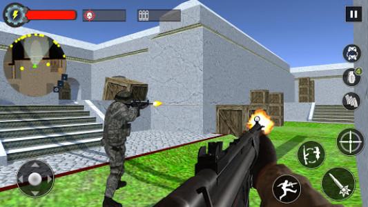 اسکرین شات بازی Mission Counter Fury - Critical Strike CS FPS 5