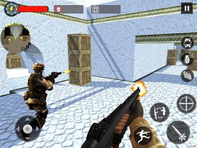 اسکرین شات بازی Mission Counter Fury - Critical Strike CS FPS 8