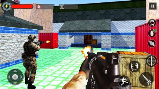 اسکرین شات بازی Mission Counter Fury - Critical Strike CS FPS 4