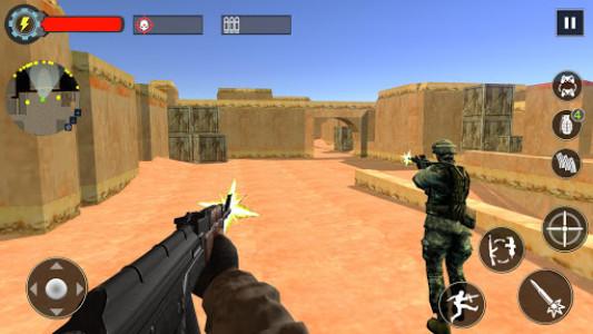 اسکرین شات بازی Mission Counter Fury - Critical Strike CS FPS 6