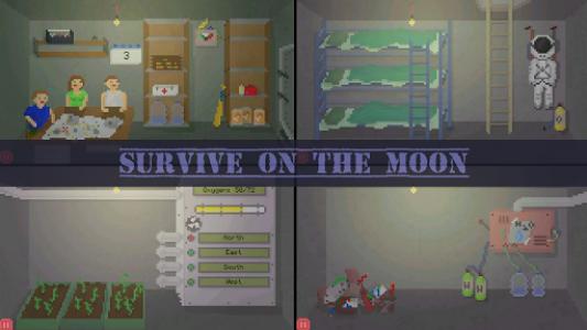 اسکرین شات بازی Alive In Shelter: Moon 1