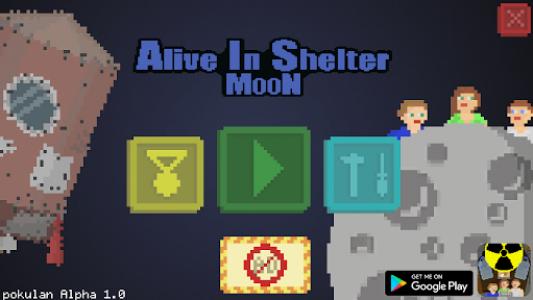 اسکرین شات بازی Alive In Shelter: Moon 7
