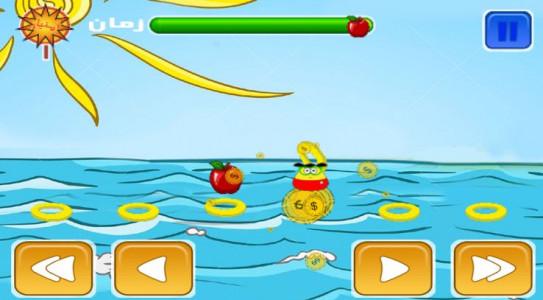 اسکرین شات بازی پو شناگر 3