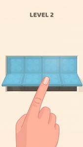 اسکرین شات بازی Folding Blocks 1