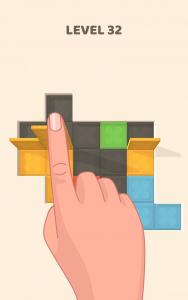 اسکرین شات بازی Folding Blocks 8