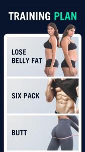 اسکرین شات برنامه 30 Day Fitness Challenge - Workout at Home 7
