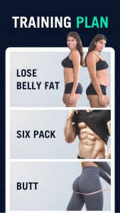 اسکرین شات برنامه 30 Day Fitness Challenge - Workout at Home 1
