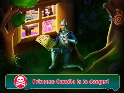 اسکرین شات برنامه Unicorn Princess 5 – Unicorn Rescue Salon Games 3