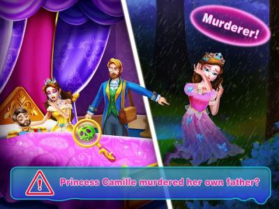 اسکرین شات برنامه Unicorn Princess 5 – Unicorn Rescue Salon Games 4