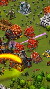 اسکرین شات بازی Throne Rush 4