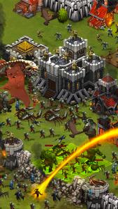 اسکرین شات بازی Throne Rush 3