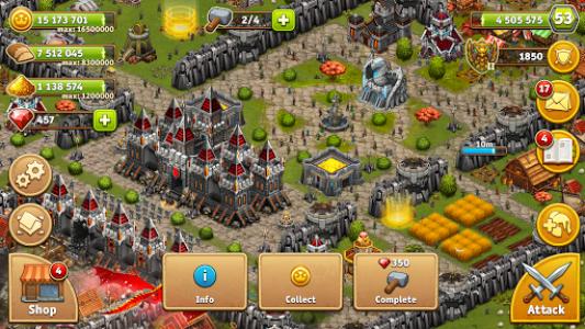 اسکرین شات بازی Throne Rush 8