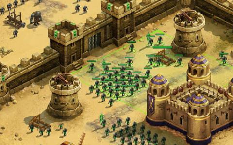اسکرین شات بازی Throne Rush 6