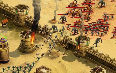 اسکرین شات بازی Throne Rush 7