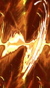 اسکرین شات برنامه projectM Music Visualizer 3