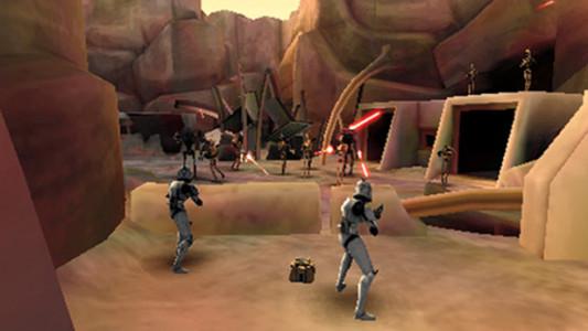 اسکرین شات بازی جنگ ستارگان: نبرد کلون ها 2