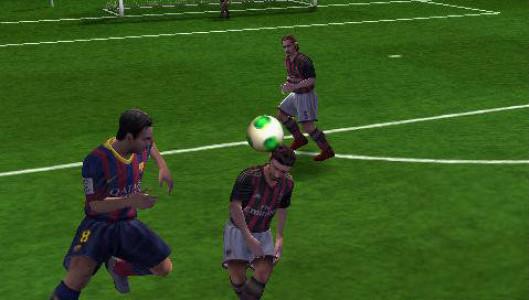 اسکرین شات بازی فوتبال FIFA 14 2