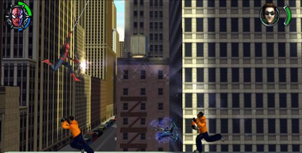 اسکرین شات بازی اسپایدرمن 2 5