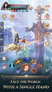 اسکرین شات بازی Perfect World: Revolution 2