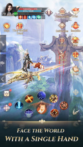 اسکرین شات بازی Perfect World: Revolution 7