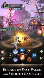 اسکرین شات بازی Perfect World: Revolution 3