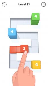اسکرین شات بازی Stack Blocks 3D 2