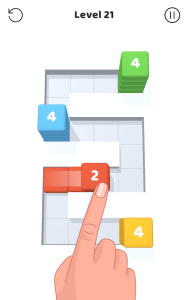 اسکرین شات بازی Stack Blocks 3D 7