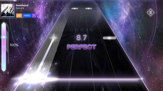اسکرین شات بازی KALPA - Original Rhythm Game 8