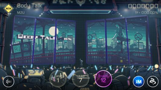 اسکرین شات بازی Cytus II 4