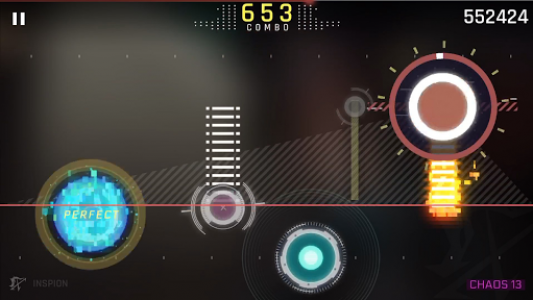 اسکرین شات بازی Cytus II 3