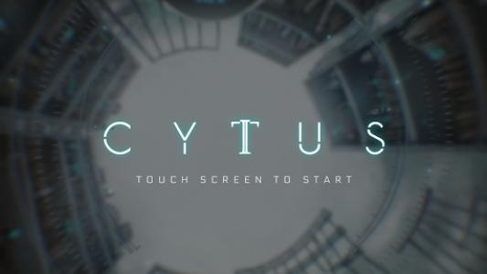 اسکرین شات بازی Cytus II 1