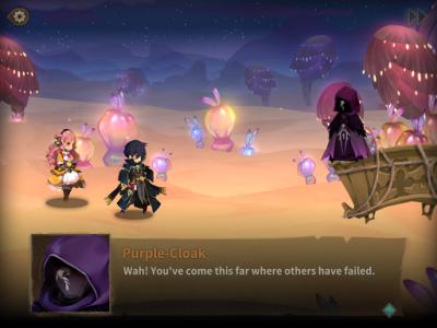 اسکرین شات بازی Sdorica -mirage- 7
