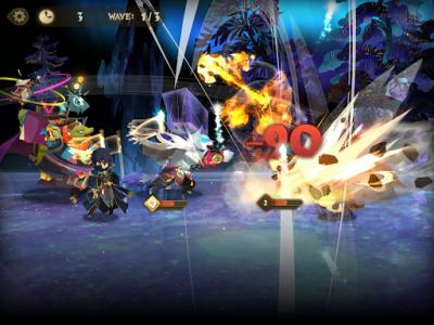 اسکرین شات بازی Sdorica -mirage- 8