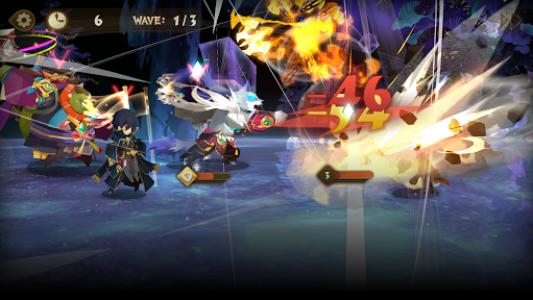 اسکرین شات بازی Sdorica -mirage- 3