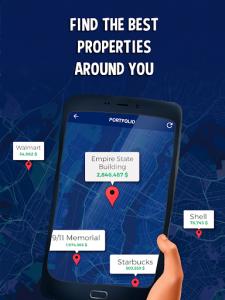 اسکرین شات بازی Donut Trumpet Tycoon - Real Estate Investing Game 7