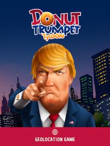 اسکرین شات بازی Donut Trumpet Tycoon - Real Estate Investing Game 5