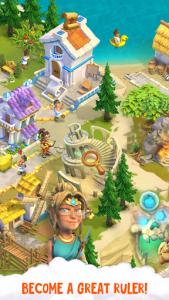 اسکرین شات بازی Divine Academy: God Simulator, Build your City 4
