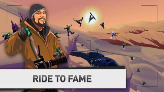اسکرین شات بازی Snowboarding The Fourth Phase 5