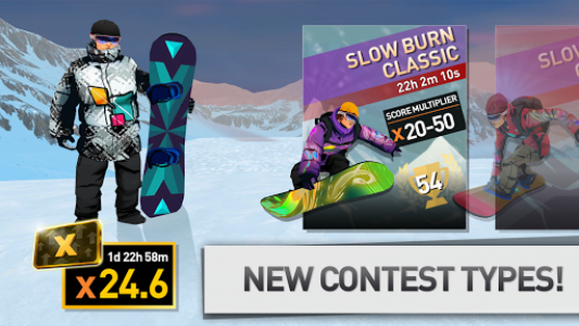 اسکرین شات بازی Snowboarding The Fourth Phase 2