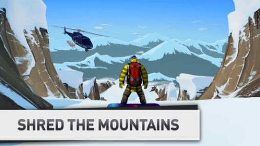 اسکرین شات بازی Snowboarding The Fourth Phase 7