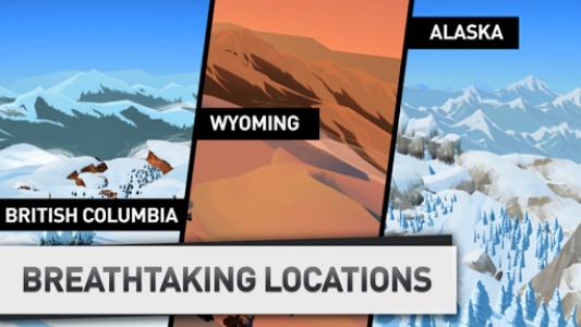 اسکرین شات بازی Snowboarding The Fourth Phase 4