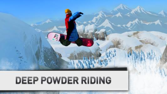 اسکرین شات بازی Snowboarding The Fourth Phase 3